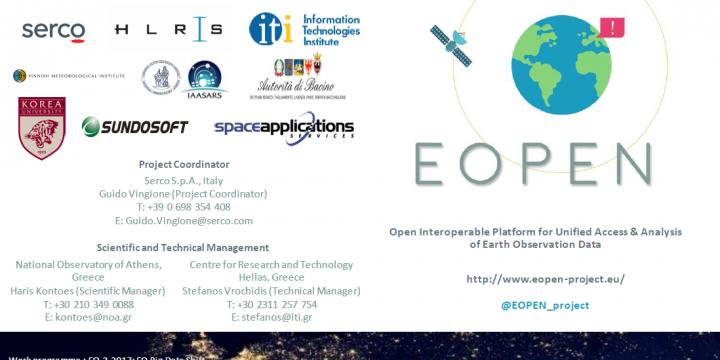 EOPEN 1st leaflet