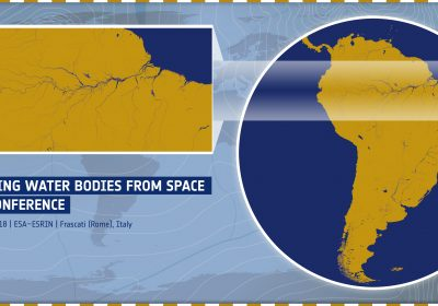 2nd Mapping Water Bodies from Space Conference 2018 (27-28 March 2018)