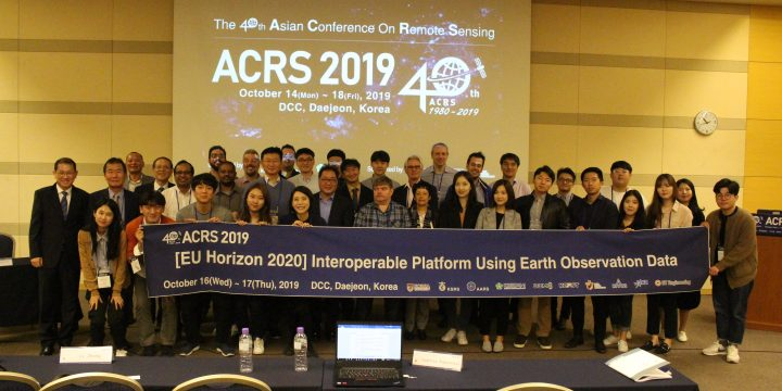 EOPEN Team participation to ACRS2019